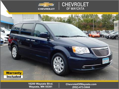 2016 Chrysler Town and Country for sale in Wayzata, MN