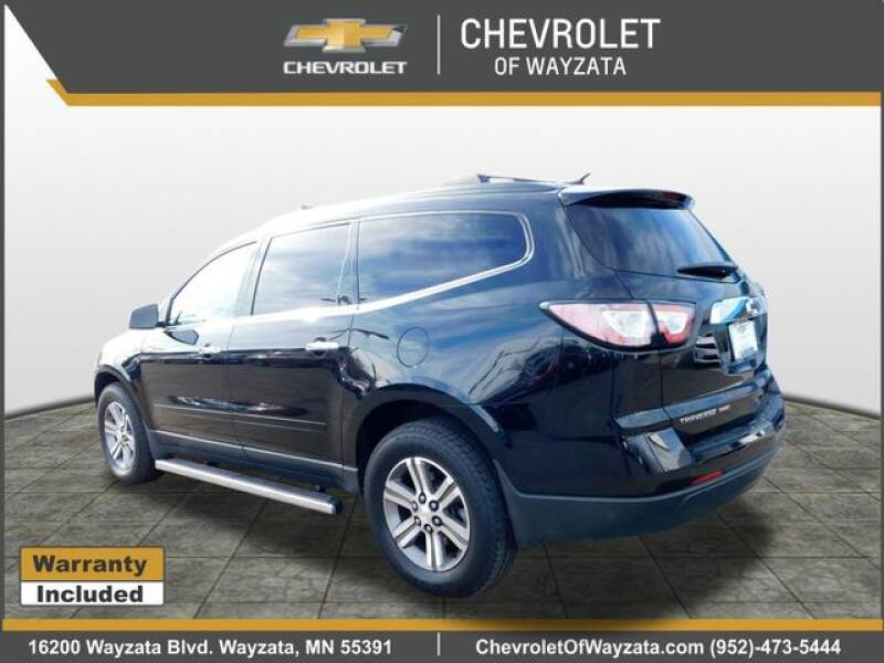 2017 Chevrolet Traverse LT (image 19)