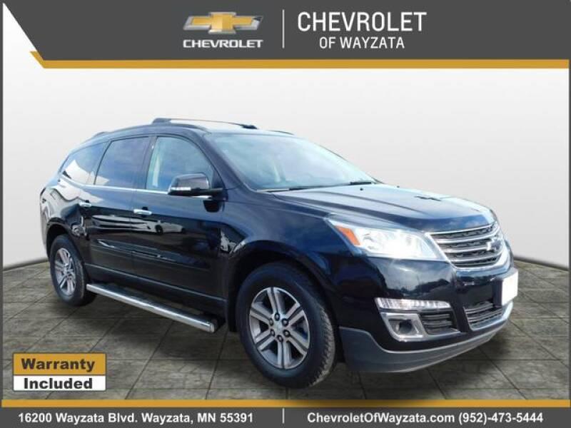 2017 Chevrolet Traverse LT (image 1)