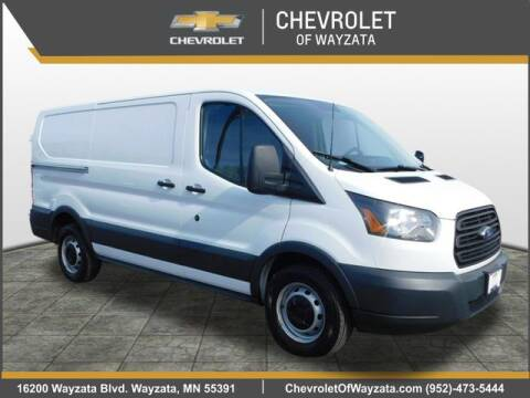 2015 Ford Transit Cargo 150 for sale at Village Chevrolet in Wayzata MN