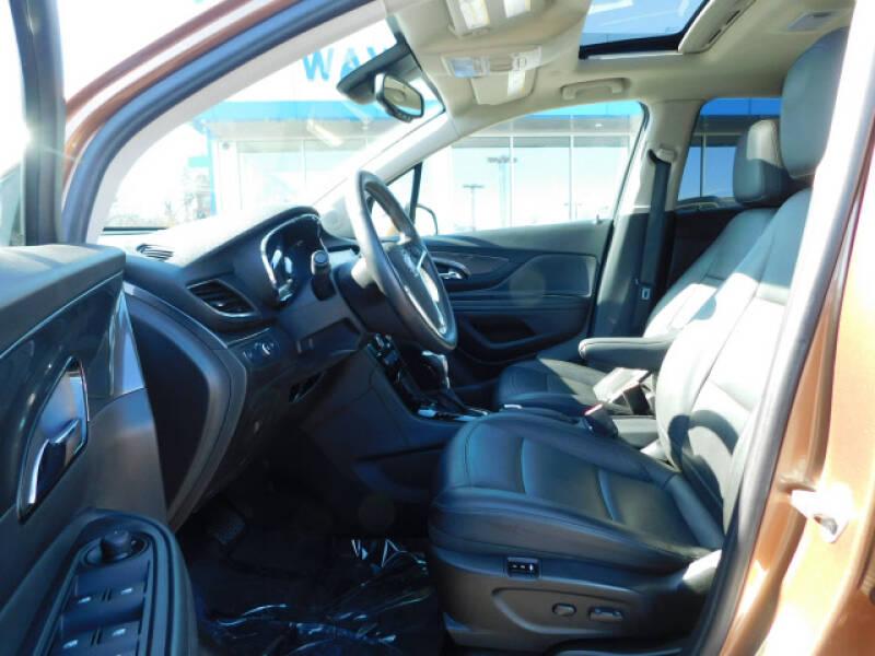 2017 Buick Encore Essence (image 6)
