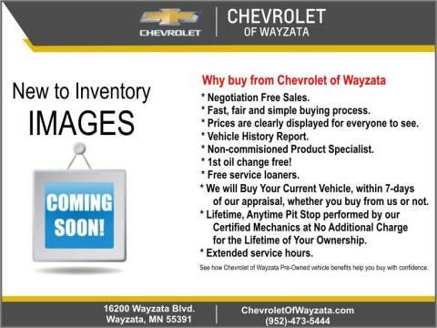 2018 Chevrolet Silverado 1500 Custom for sale at Village Chevrolet in Wayzata MN