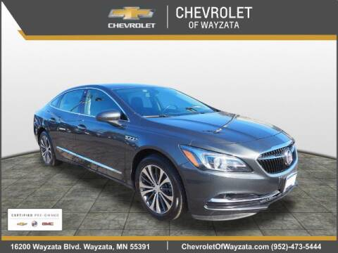 2017 Buick LaCrosse Essence for sale at Village Chevrolet in Wayzata MN