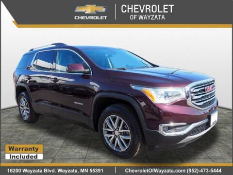 2017 GMC Acadia SLE-2 for sale at Village Chevrolet in Wayzata MN