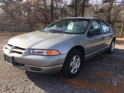 1997 Dodge Stratus for sale at Motuzas Automotive Inc. in Upton MA