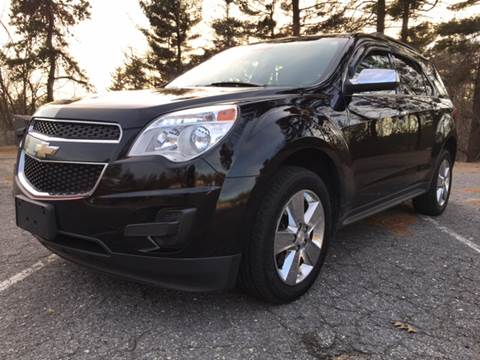 2014 Chevrolet Equinox for sale at Motuzas Automotive Inc. in Upton MA