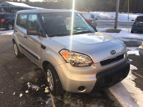2011 Kia Soul for sale at Motuzas Automotive Inc. in Upton MA