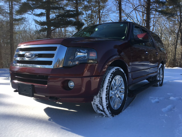 2012 Ford Expedition EL for sale at Motuzas Automotive Inc. in Upton MA
