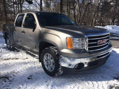 2012 GMC Sierra 1500 for sale at Motuzas Automotive Inc. in Upton MA