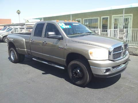 2009 Dodge Ram Pickup 3500 for sale in Tucson, AZ