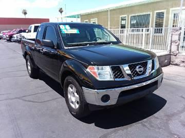 2006 Nissan Frontier for sale in Tucson, AZ