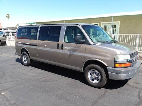 2007 Chevrolet Express Passenger For Sale In Tucson AZ