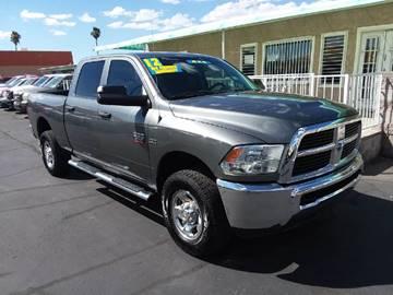 2012 RAM Ram Pickup 2500 for sale in Tucson, AZ