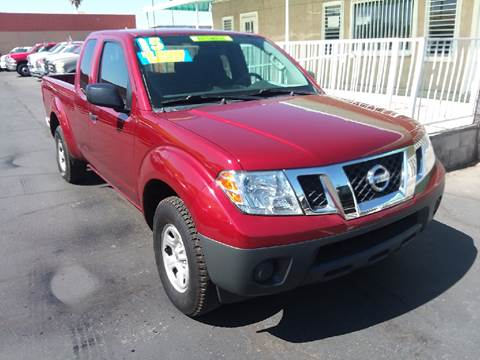 2015 Nissan Frontier for sale in Tucson, AZ