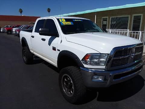2010 Dodge Ram Pickup 2500 for sale in Tucson, AZ