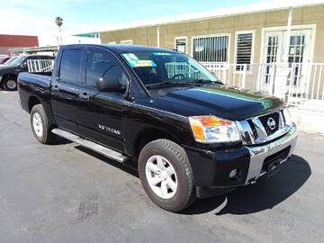2014 Nissan Titan for sale in Tucson, AZ