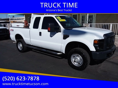 Used F 250 Super Duty For Sale >> 2010 Ford F 250 Super Duty For Sale In Tucson Az
