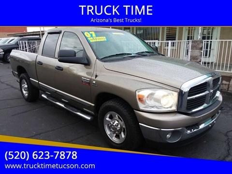Used Trucks Tucson >> 2007 Dodge Ram Pickup 3500 For Sale In Tucson Az
