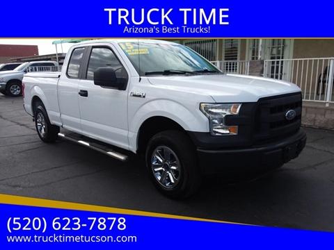 Used Trucks Tucson >> Truck Time Car Dealer In Tucson Az