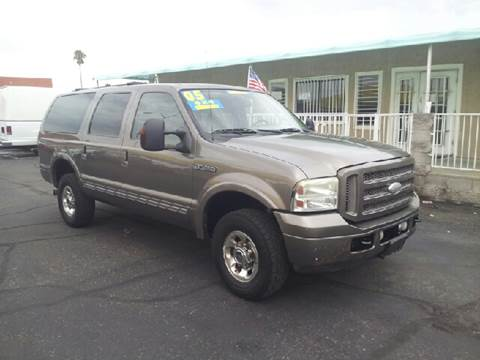 2005 Ford Excursion for sale in Tucson, AZ