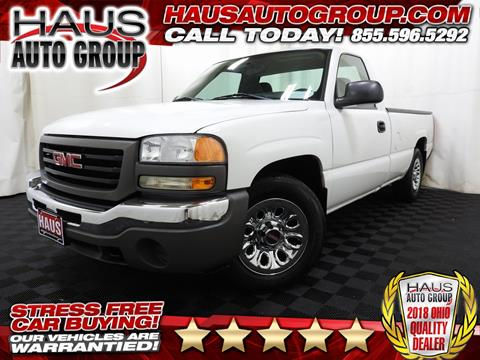 2006 GMC Sierra 1500 for sale in Canfield, OH