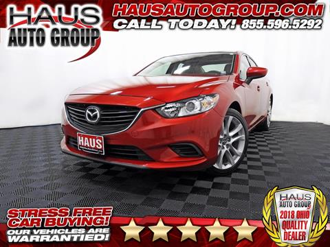 2016 Mazda MAZDA6 for sale in Canfield, OH