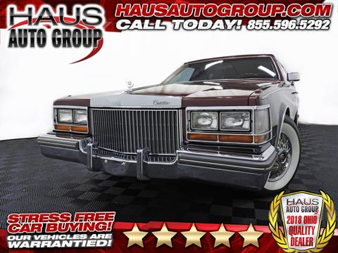 1981 Cadillac Seville for sale in Canfield, OH