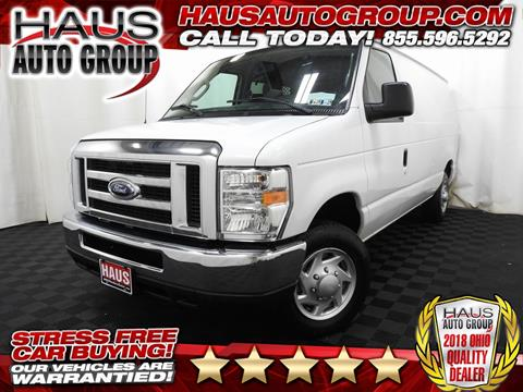 2013 Ford E-Series Cargo for sale in Canfield, OH
