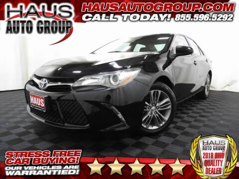 2015 Toyota Camry for sale in Canfield, OH