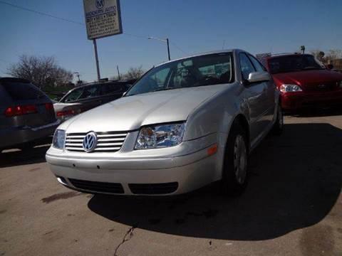 2001 Volkswagen Jetta for sale at Modern Auto in Denver CO
