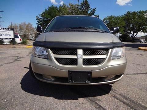 2003 Dodge Grand Caravan for sale at Modern Auto in Denver CO