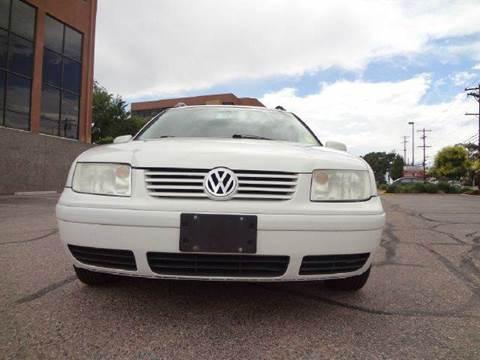 2003 Volkswagen Jetta for sale at Modern Auto in Denver CO