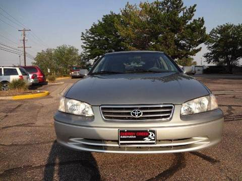 2001 Toyota Camry for sale at Modern Auto in Denver CO