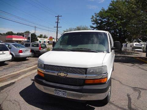 2007 Chevrolet Express for sale at Modern Auto in Denver CO