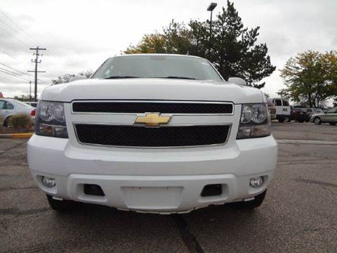 2007 Chevrolet Suburban for sale at Modern Auto in Denver CO