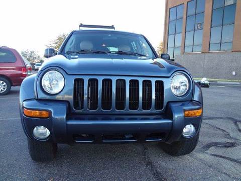 2002 Jeep Liberty for sale at Modern Auto in Denver CO