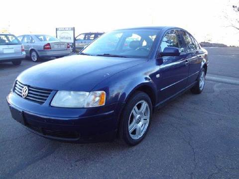 2000 Volkswagen Passat for sale at Modern Auto in Denver CO