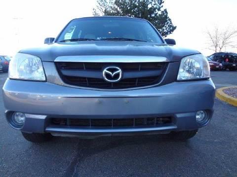 2002 Mazda Tribute for sale at Modern Auto in Denver CO
