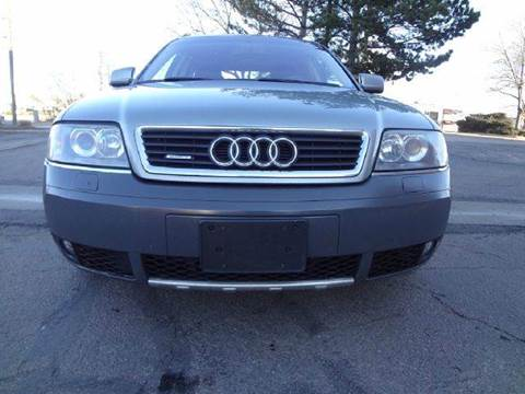 2003 Audi Allroad for sale at Modern Auto in Denver CO