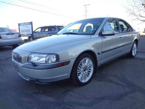 2000 Volvo S80 for sale at Modern Auto in Denver CO