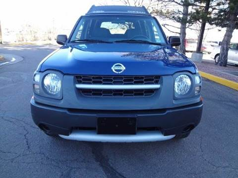 2004 Nissan Xterra for sale at Modern Auto in Denver CO