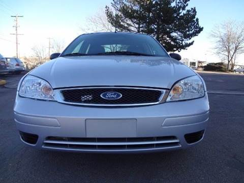 2007 Ford Focus for sale at Modern Auto in Denver CO