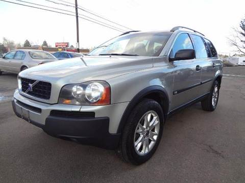 2005 Volvo XC90 for sale at Modern Auto in Denver CO