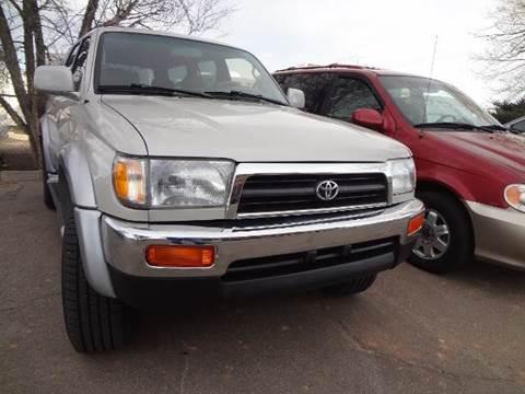 1998 Toyota 4Runner for sale at Modern Auto in Denver CO
