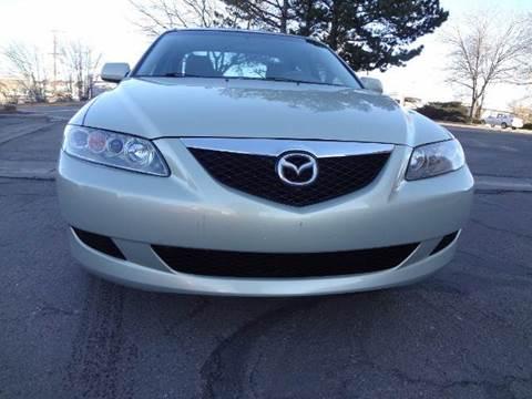 2004 Mazda MAZDA6 for sale at Modern Auto in Denver CO