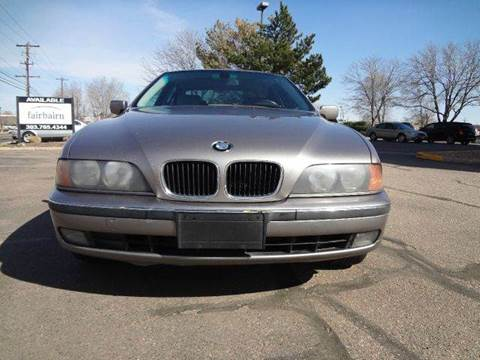 2000 BMW 5 Series for sale at Modern Auto in Denver CO
