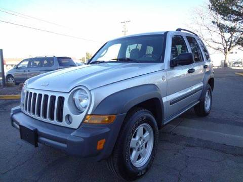2005 Jeep Liberty for sale at Modern Auto in Denver CO