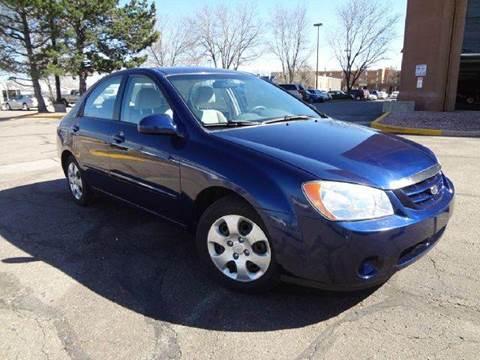 2006 Kia Spectra for sale at Modern Auto in Denver CO