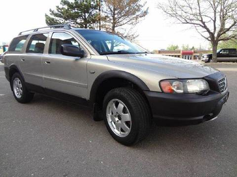 2004 Volvo XC70 for sale at Modern Auto in Denver CO