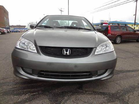 2005 Honda Civic for sale at Modern Auto in Denver CO